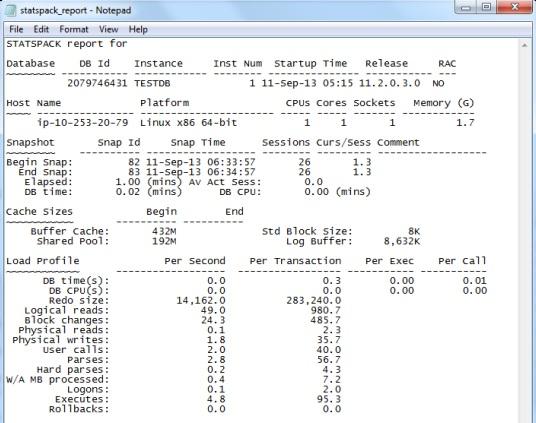 Oracle_Statspack_01